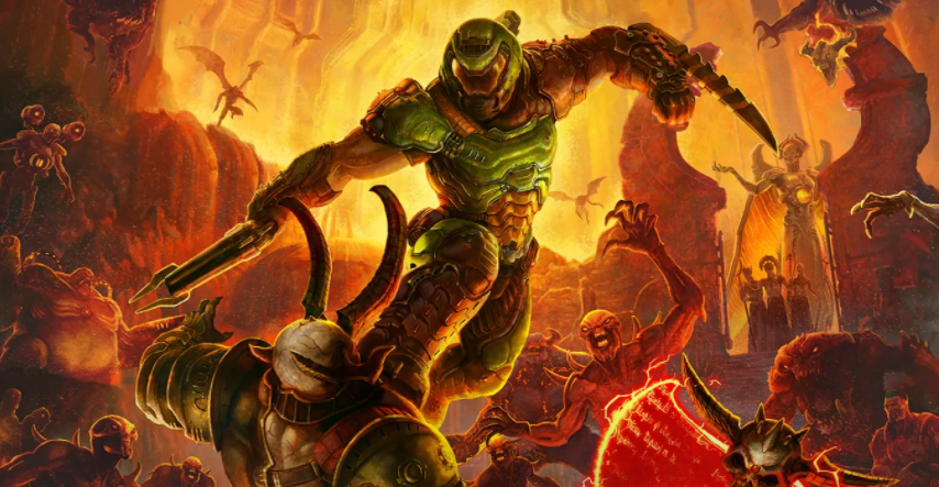 'DOOM Eternal' PC Requirements for Next-Gen Graphics Update | Live on PS5 and Xbox Series X