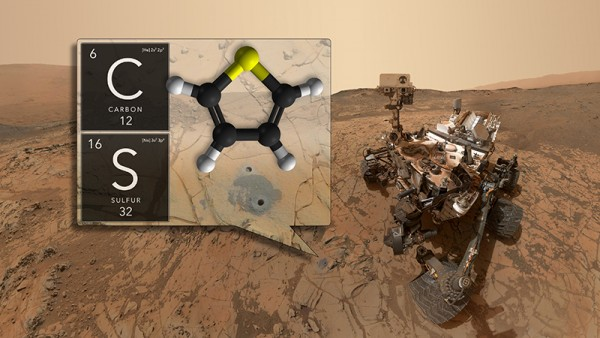 NASA Mars Curiosity Rover Detects 'Small Amount of 'Methane on the Red Planet--But ESA's Trace Gas Spacecraft Could Not Find it