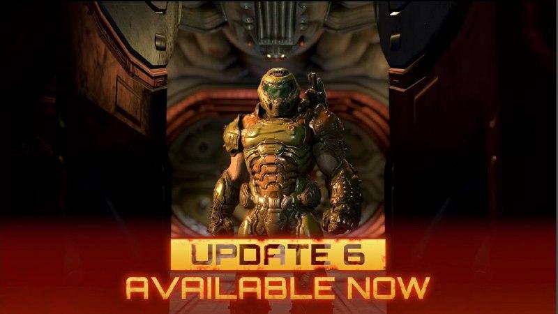 DOOM Eternal PS5 update