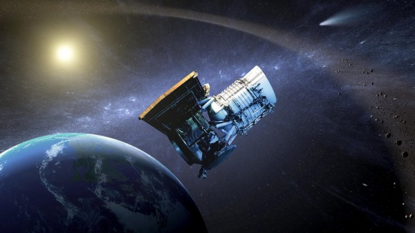 NASA's NEO Hunting Space Telescope Could Search For Dangerous Asteroids and Other Hazardous Objects Heading to Earth