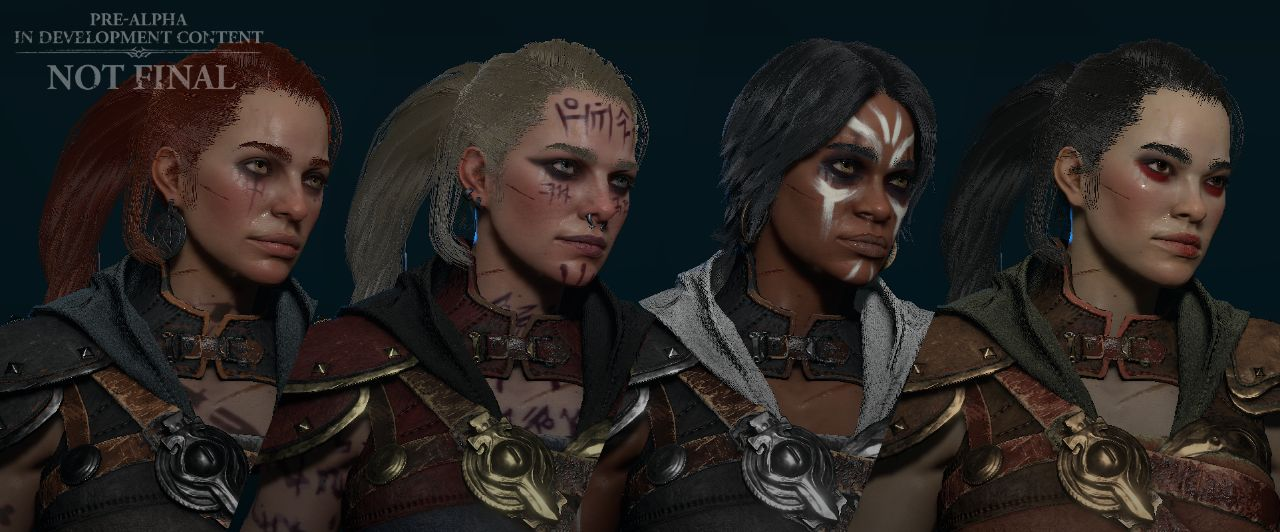 'Diablo 4' Character Creation Has More Features Than Ever Before, Check it Out