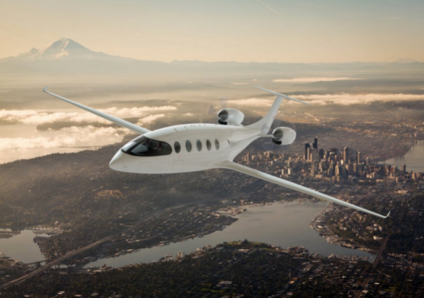 Tesla-Like Electric Aircraft Arrives—But, With Shorter Range Than Eviation's Claimed 600 Miles Coverage