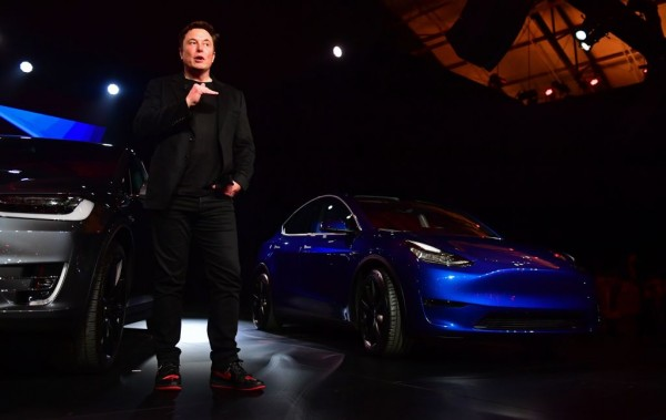 "Tesla Model Y Standard Range Comes Back, Even as Elon Musk Calls its Range ""Unacceptably Low"""