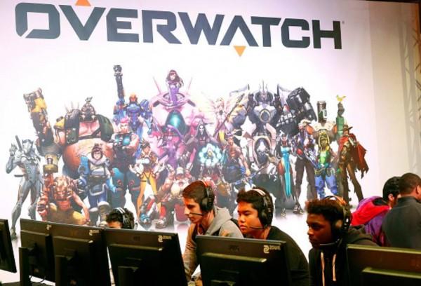 Overwatch event