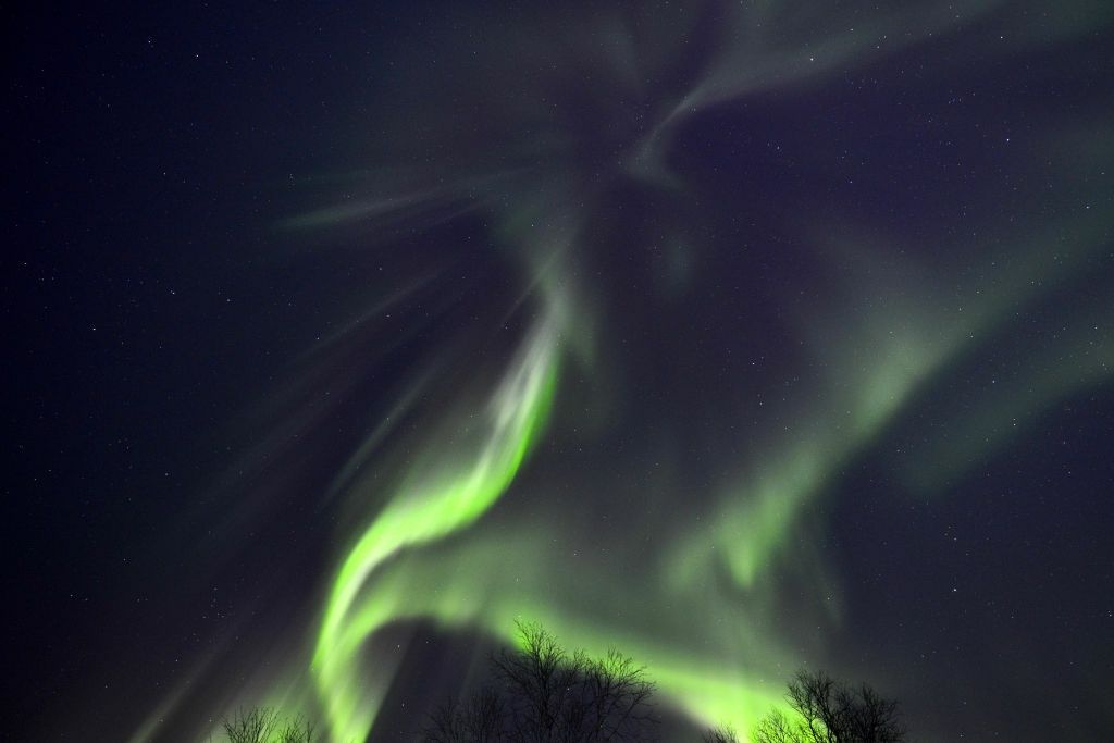 Mars auroras caught on camera