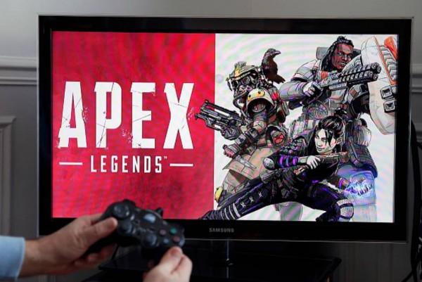 Apex legends illustration