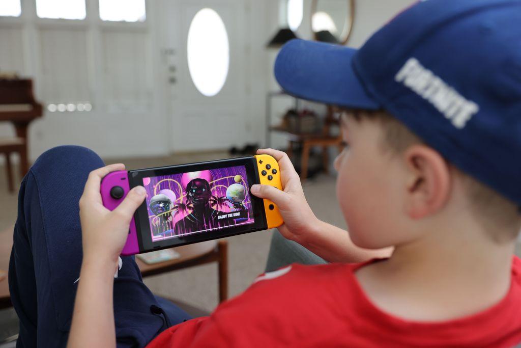 Nintendo Switch Update July 5