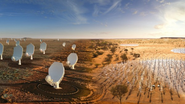 SKAO Approves Construction of Largest Networks of Radio Telescopes in 2 Countries--But the Starlink Project Could Be a Threat to Them