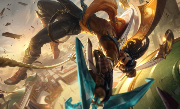 'League of Legends' Akshan LEAKED Abilities, Gameplay, and MORE: How Good Is the New Rogue Sentinel