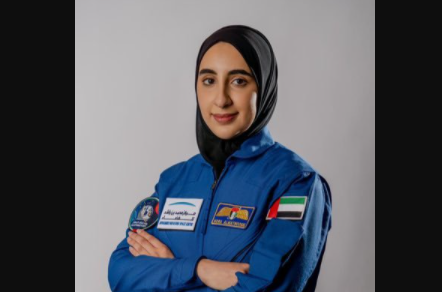 UAE Welcomes Their First Ever Female Astronaut Nora Al-Matrooshi as She Starts Her Training