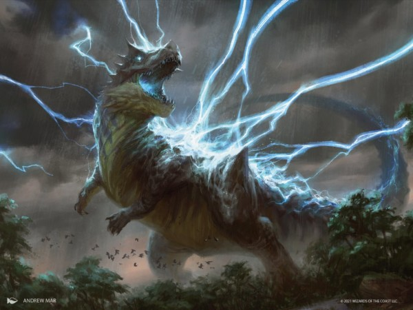 Magic: The Gathering Arena Patch 2021.7.0