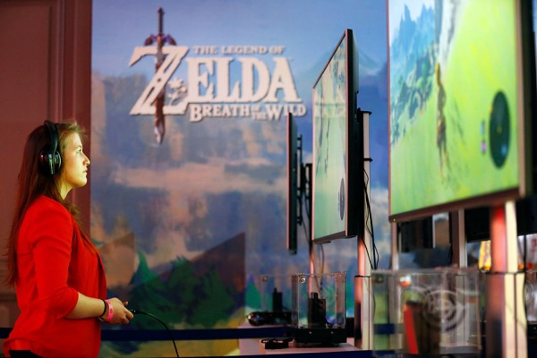 'The Legend of Zelda: Breath of the Wild' Hacked Saved Files Sell in Japan; Hacker Arrested