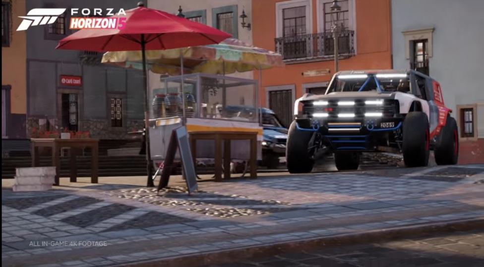 Forza Horizon 5 / YouTube