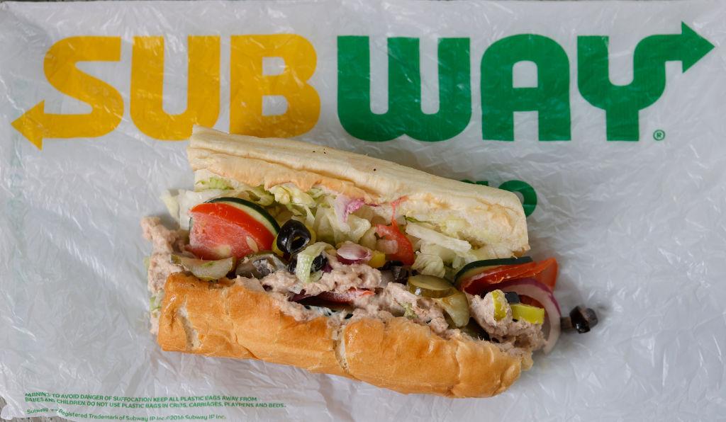 Subway Tuna / Getty Images