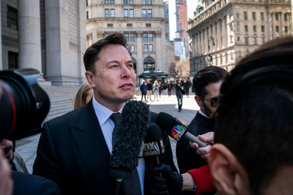 Elon Musk: Tesla To 'Die' If He is Not the Boss—But He 'Rather Hates' Being the CEO