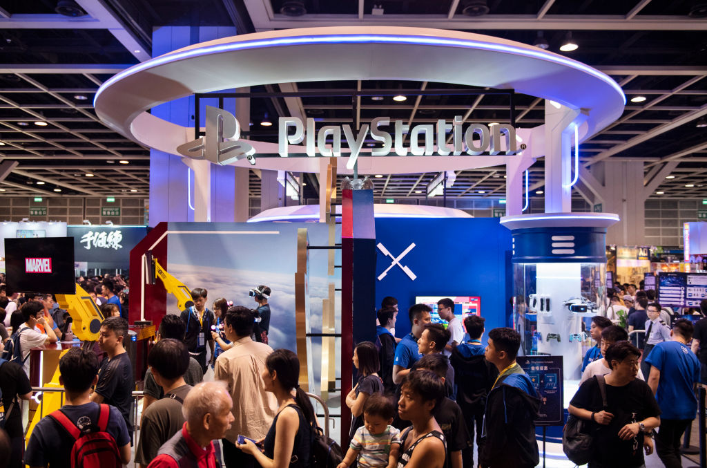 PlayStation Booth / Getty Images