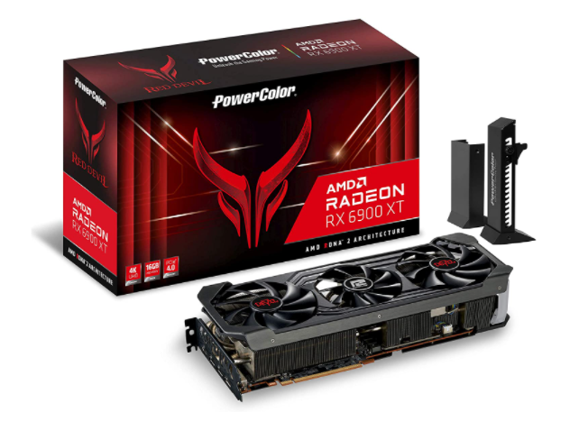 AMD Radeon RX 6900 XT Restock Sells for $1,926.30 Dropping from $2,004.29   Could Scalper Prices be Going Down?