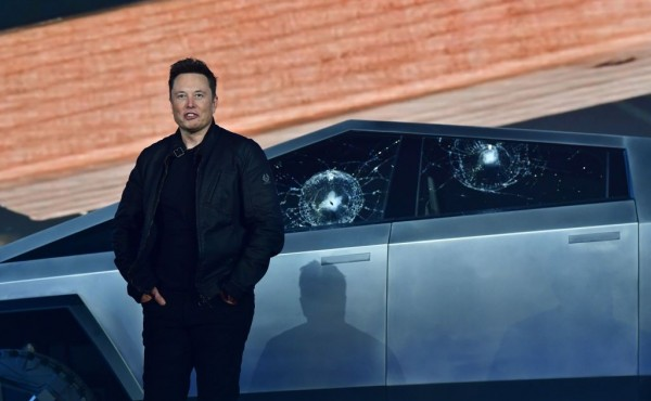 Elon Musk Tweets Tesla Cybertruck Likely to Flop—But He Doesn't Care