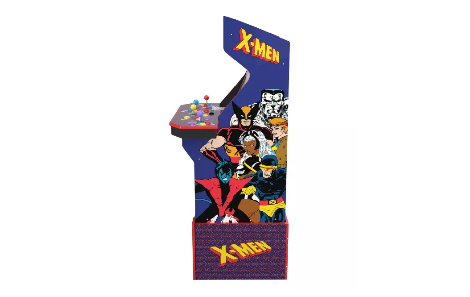 'X-Men' Arcade1up Available for Pre-Order   Here's Everything You Need to Know About This Retro Juggernaut