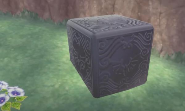 Goddess Cubes, The Legend of Zelda: Skyward Sword