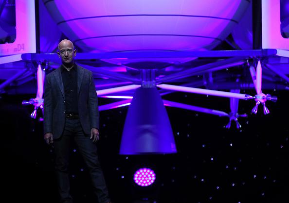 Jeff bezos space company