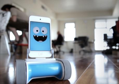 What Happens When a Raspberry Pi Controls a Smartphone Robot?