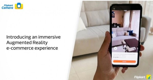 AR-Focused Flipkart Camera Will Take Your Shopping Experience to a New Level