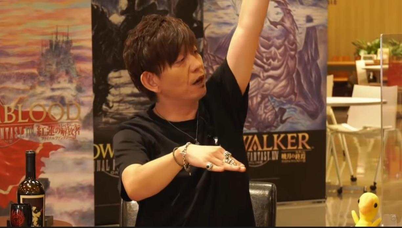 Naoki Yoshida / YouTube