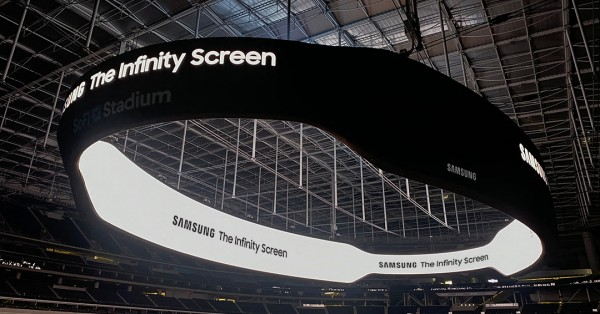 Infinity Screen by Samsung