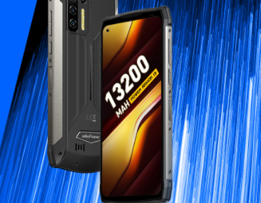 Power Armor 13 Comes with MASSIVE 13200mAh Battery from Ulefone