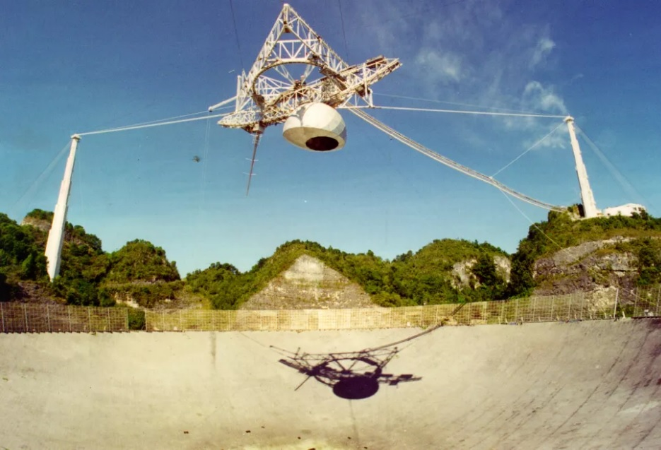 Next Generation Arecibo Telescope is On its Way to Rebuilding; Scientists Explore Replacing Old Observatory