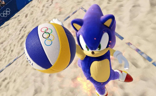 Sonic at Olympic Games Tokyo 2020 Official Video Game