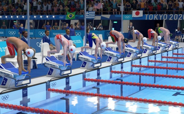 Olympic Games Tokyo 2020 Official Video Game