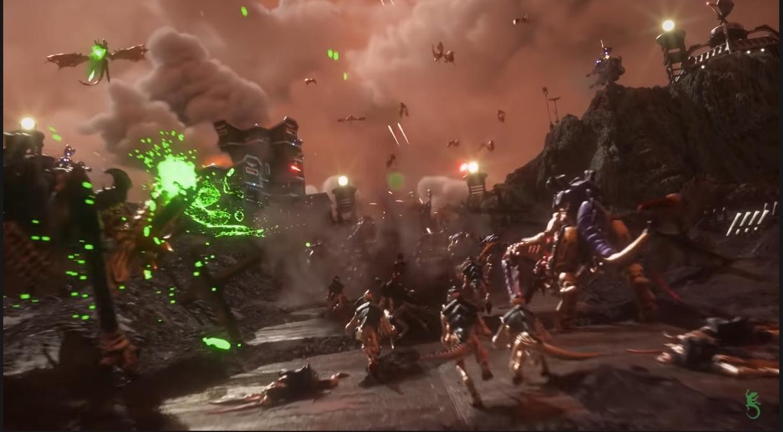 Warhammer Battle Sector / YouTube