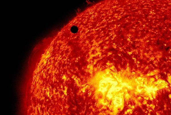 New AI Enhances NASA's Sun Images To Improve Solar Studies Of Space Experts