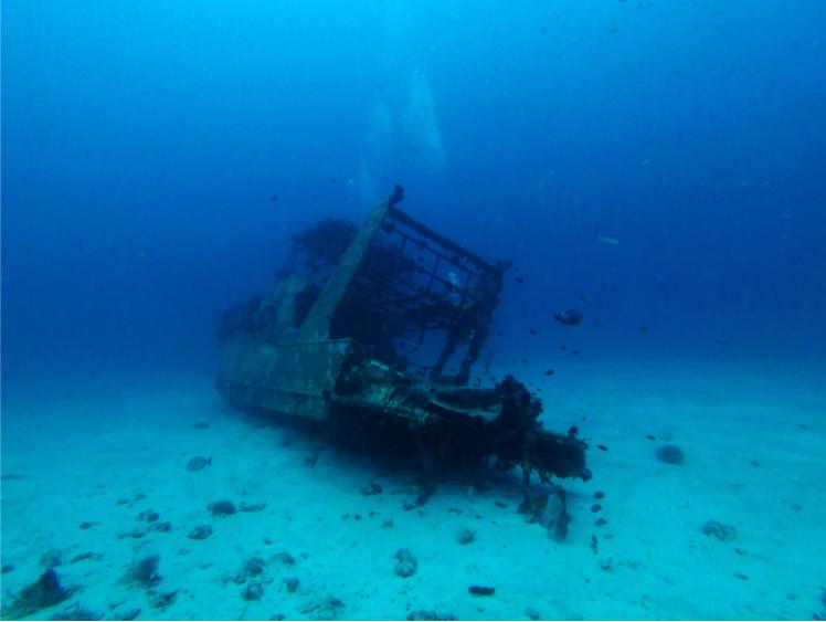 Shipwreck / Unsplash