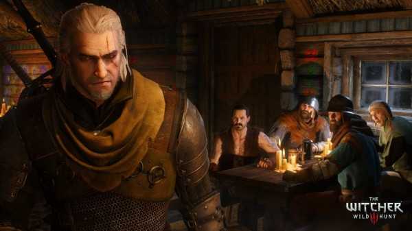 The witcher 3 screen