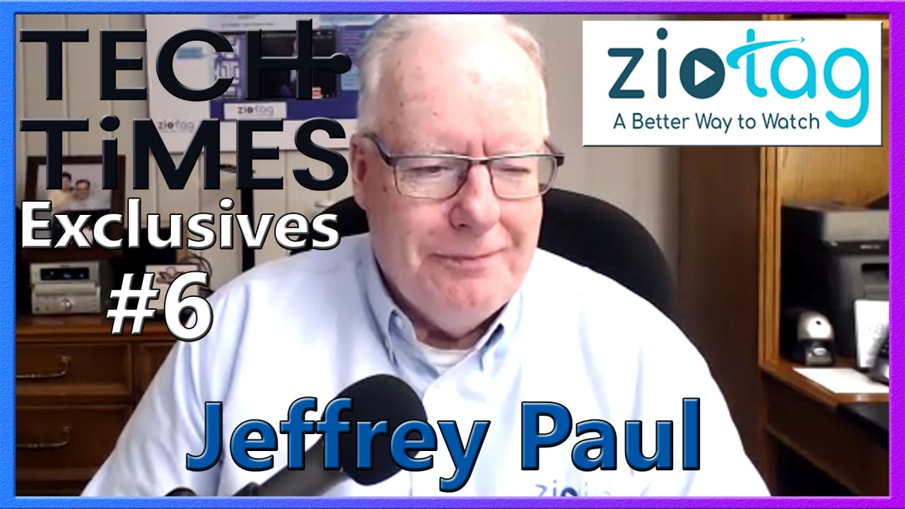 TECH TIMES EXCLUSIVES: Ziotag CEO and Co-Founder, Jeffrey Paul, Shares How This AI Video Platform Reaches Diverse Audience
