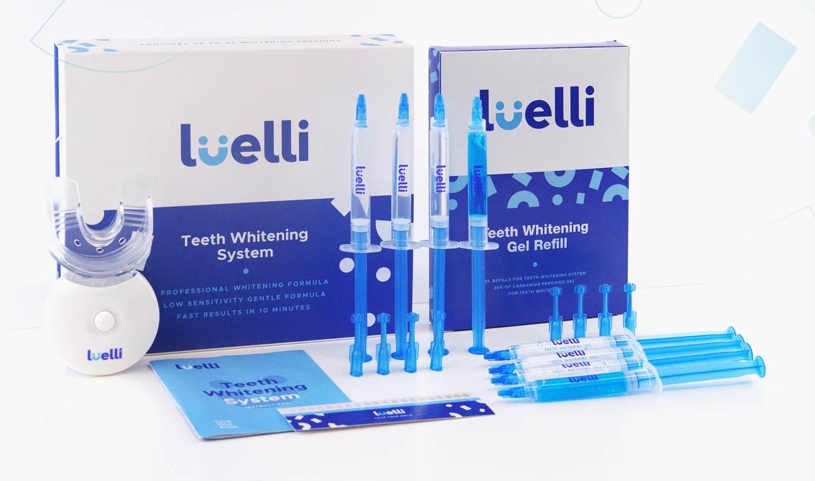 Best Teeth Whitening Kit 2021: Why the Luelli Teeth Whitening Kit Works Best