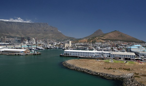 Views Of Cape Town