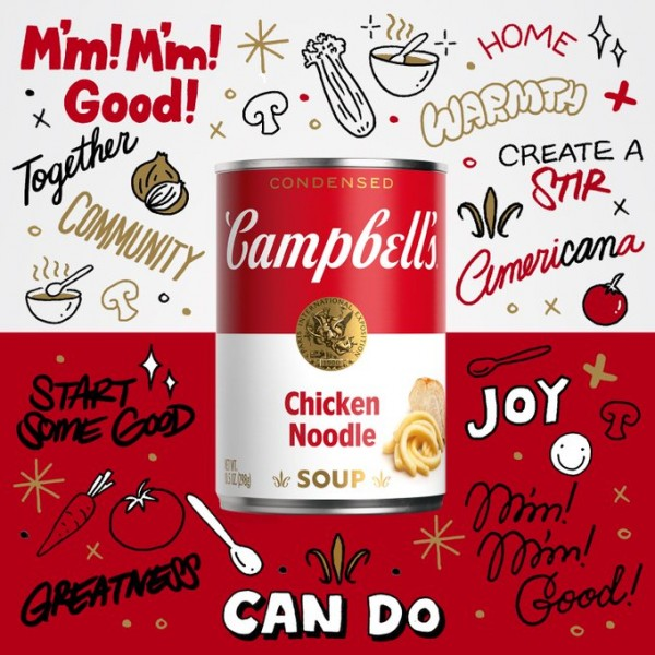 Campbell's NFT Collection