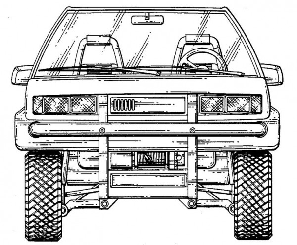 New Tesla Cybertruck Patent Shows Design References For the Electric Pickup Truck