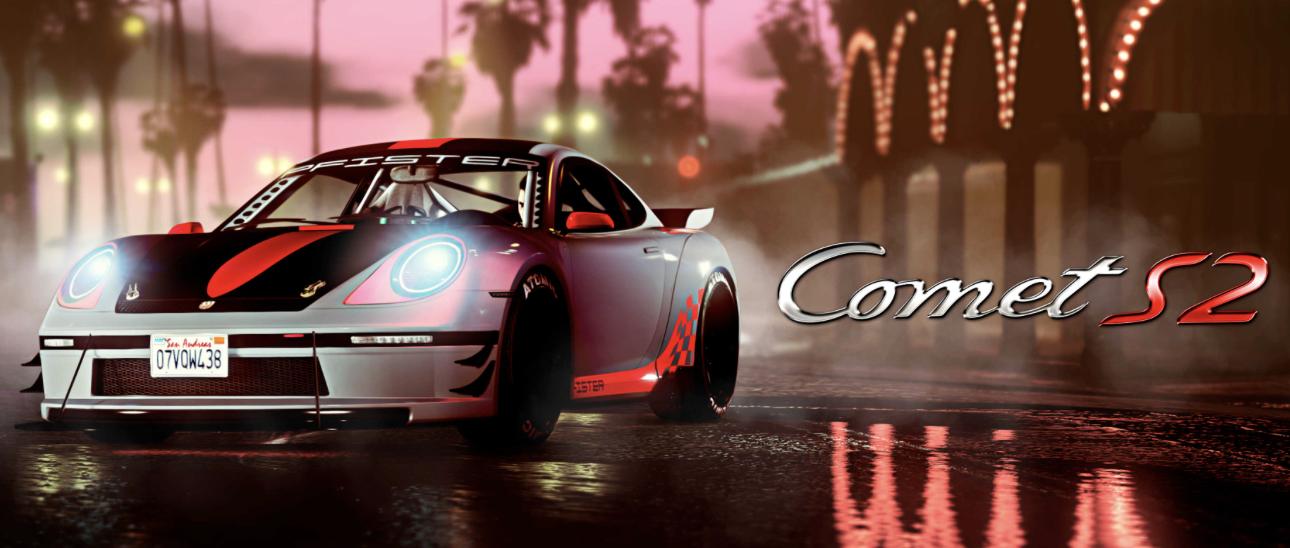 GTA Online LS Car Meets: New Comet S2