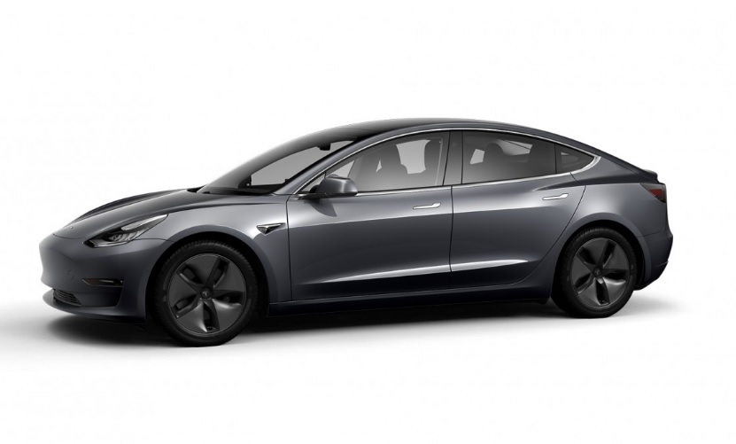 Tesla Model 3 'Actually Saves Money,' Westport Police Department Says