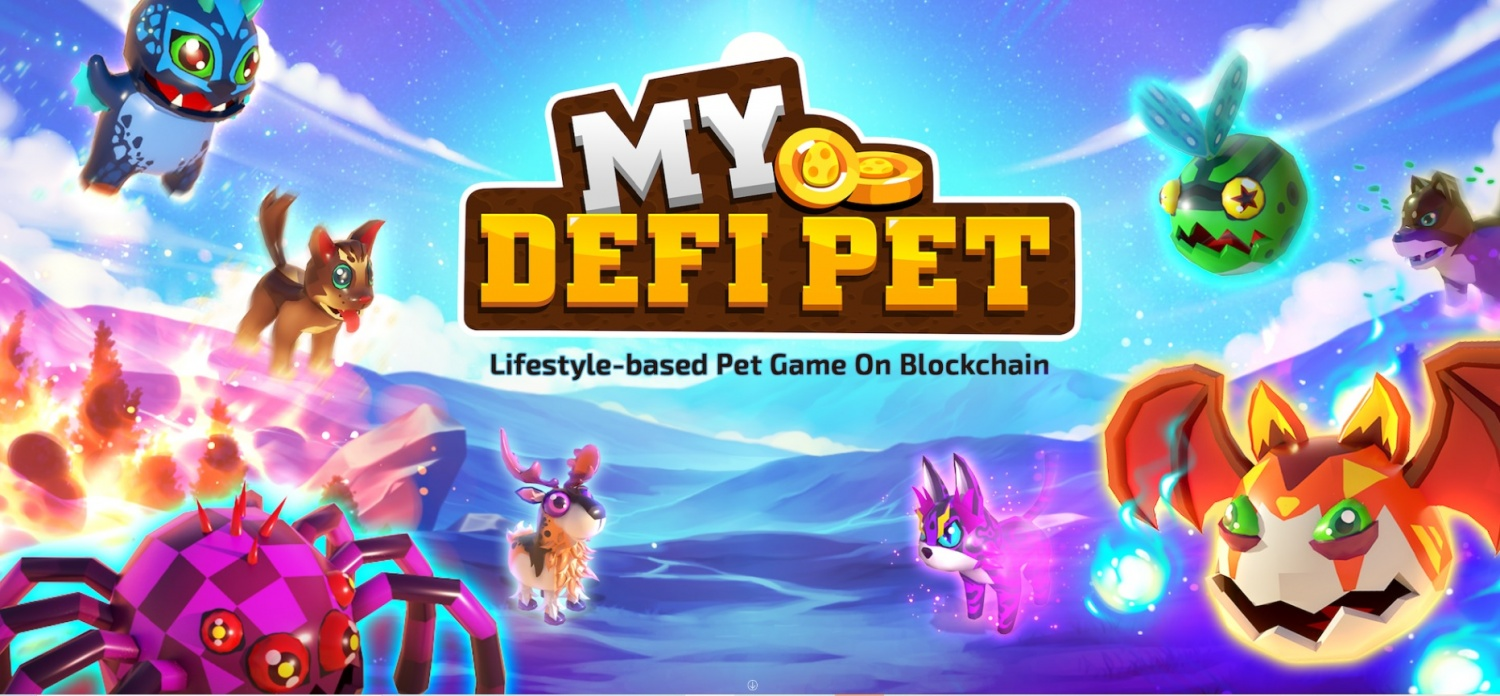 'My DeFi Pet' is a Play-to-Earn NFT Game Like 'Axie Infinity'--DPET, Gameplay, How to Earn, and MORE