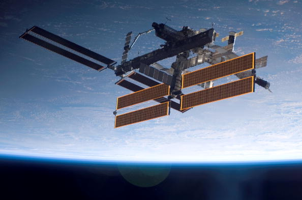 ISS flies 'Clair de Lune' music NFT around the orbit