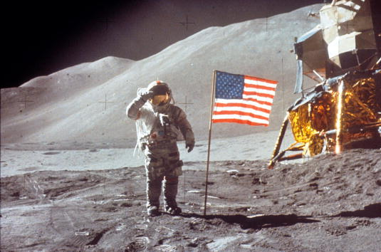 Nasa astronaut david scott