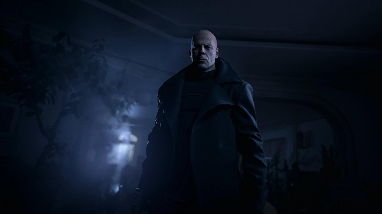 Bruce Willis Resident Evil Village Mod