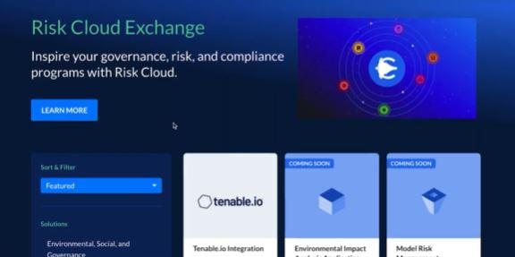 LogicGate Risk Cloud Exchange