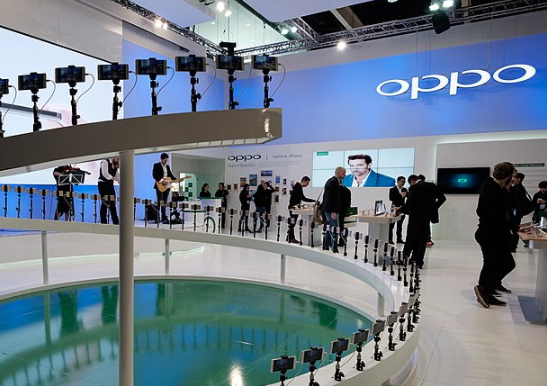 OPPO Under-Screen Selfie Camera Could Come with AI Trickery and 'High-Precision OLED'